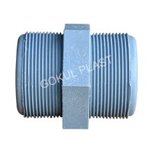Polypropylene Hex Nipple at Best Price in India