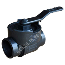 Gokul Plast is a specialized PP Top Entry Ball Valve