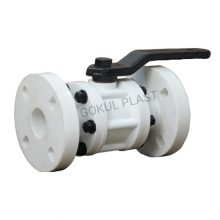 3 piece flanged end ball valve exporter in Nigeria