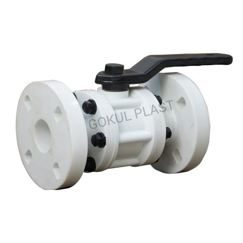 Industrial Lever Ball Valve End : Industrial valves fittings pp ball valve pvc and