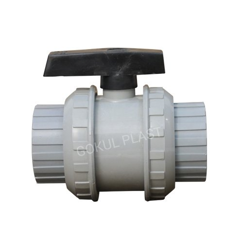 Manufacturers and Exporters of pp union ball valves