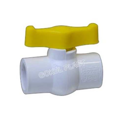 UPVC SOLID BALL VALVES Exporter & Supplier in Kanpur, Jaipur , Lucknow